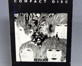 The Beatles Revolver Longbox Long Box CD West Germany, Sealed, New