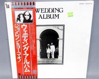 John Lennon And Yoko Ono Wedding Album Box Set, Japan, Sealed