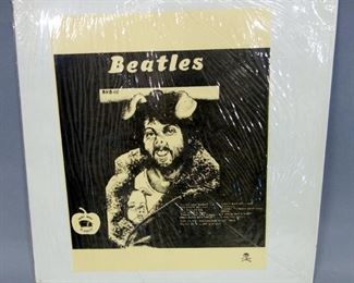 The Beatles Live At The Hollywood Bowl 1964, BHB 115, Unofficial Release, NM Vinyl