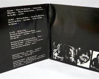 The Beatles Black Album, 3 x LP + Poster, Unofficial Release, NM Vinyl