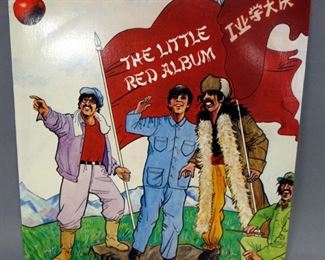 The Beatles The Little Red Album, White Album Outtakes, 2 x LP, 1983 Sapcor 38, Unofficial Release, NM Vinyl