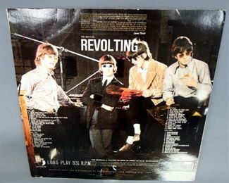 The Beatles Revolting, Let It Be Outtakes, 2x LP, Sapcor 35, Unofficial Release, NM Vinyl