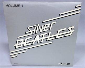 The Beatles Early Years Volume 1, Rare Beatles, Silver Beatles Volume 1, UK Issued, Phoenix Records, NM Vinyl - Qty 3