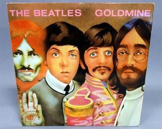 The Beatles Goldmine, 2 x LP, Red Colored Vinyl, Suma 8086, Unofficial Release, NM Vinyl
