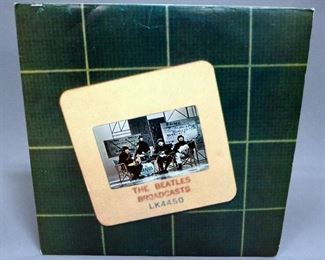 The Beatles Broadcasts LK4450, 2 x LP, Circuit Records, Unofficial Release, NM Vinyl