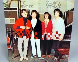 The Beatles Beautiful Dreamer Classic Radio Broadcasts 1963, Unofficial Release, NM Vinyl