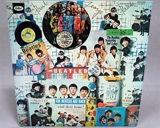 The Beatles Collectors Items, Unofficial Release, NM Vinyl