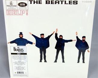 The Beatles HELP!, 180 Gram Mono Reissue, Sealed New