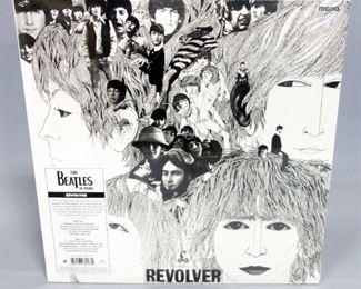 The Beatles Revolver, 180 Gram Mono Reissue, Sealed New