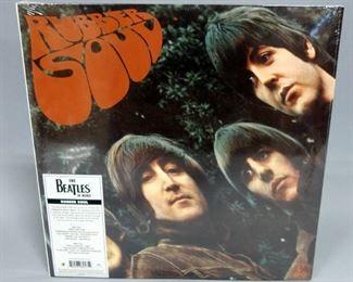 The Beatles Rubber Soul, 180 Gram Mono Reissue, Sealed New