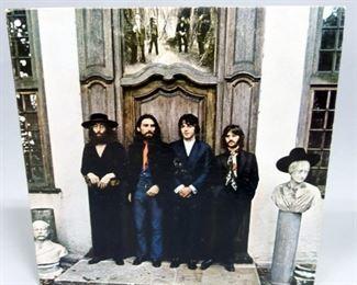 The Beatles Again, Apple SW385/SO385, Let It Be Apple AR 34001, VG+ Vinyl, Qty 2
