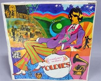 The Beatles A Collection Of Beatles Oldies, UK Issue PCS 7016, Sealed