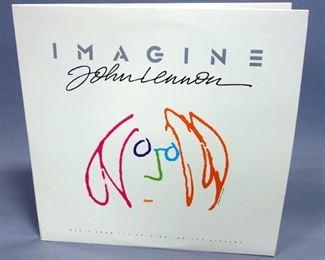 John Lennon Imagine Original Soundtrack, Capitol C1-90803, 2 x LP, NM Vinyl