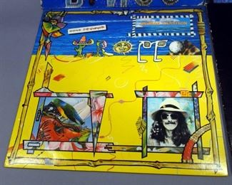 George Harrison And Ringo Starr LP's, Qty 8