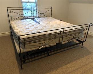 and Sleep Number adjustable mattress