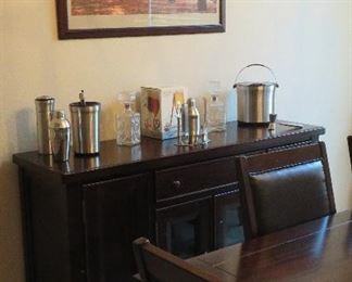 Ashley Furniture dining server