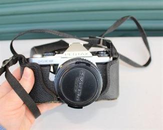 Vintage Pentax 35MM Camera