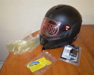 Bluetooth Motor Cycle Helmet
