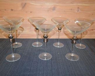 Martini Glasses