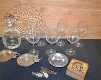 Barware collection