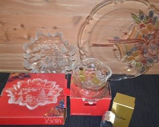 New Christmas Glass