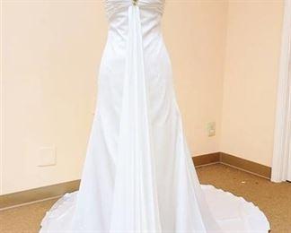 Size 10 Wedding Gown