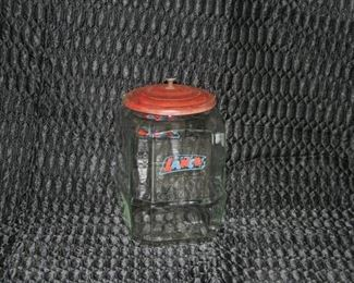 1504 Lance Jar with Lid