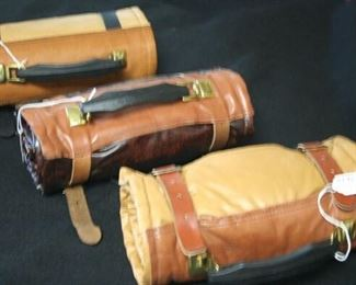 7776 Pocket Knife Roll Case  3 Choice