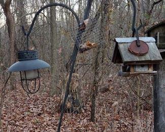 Shepard's Hook & Bird House