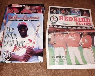 ST. LOUIS CARDINALS PUBLICATIONS