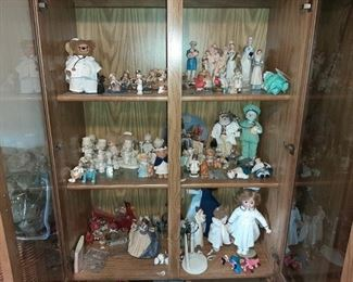 NURSING RELATED FIGURINES