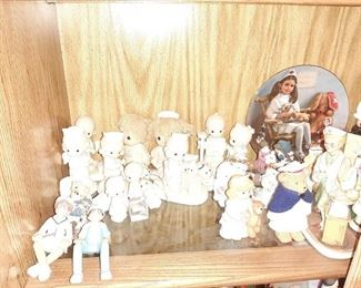 PRECIOUS MOMENTS NURSE FIGURINES