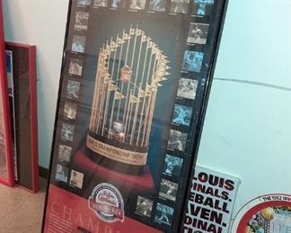 ST. LOUIS CARDINALS WORLD CHAMPIONS