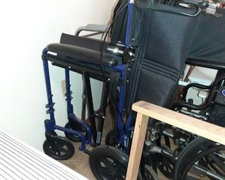 ANOTHER WHEEL CHAIR
