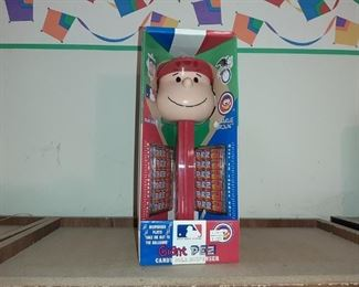 "GIANT ""PEZ"" CHARLIE BROWN"
