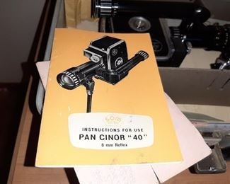 PAN CINOR MANUAL