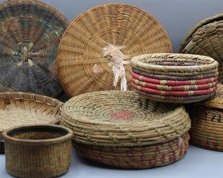 The Mini Basket Bundle - set of 8