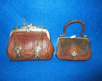 Steampunk Western Purse handbags Childs