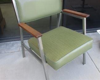 McDowell & Craig Industrial Mid Century Modern Desk Chair