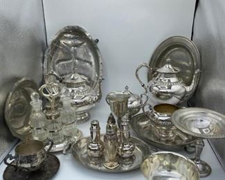 All Different Types of Silver