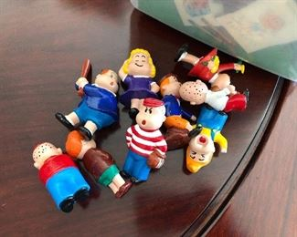 Little Lulu figures