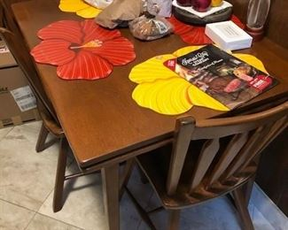 ANOTHER KITCHEN TABLE AND CHAIRS