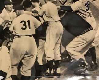 1951 World Series at Polo Grounds