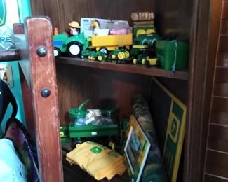John Deere collectibles