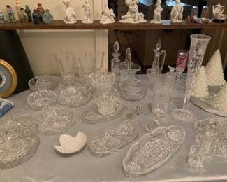 Lovely Cut Glass Crystal