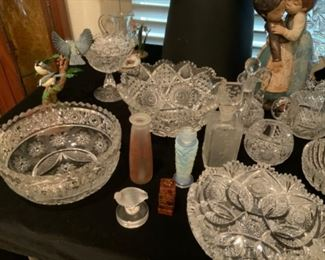 More Lovely Cut Glass Crystal