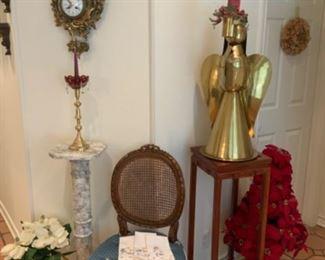 Wonderful Brass Christmas Angel