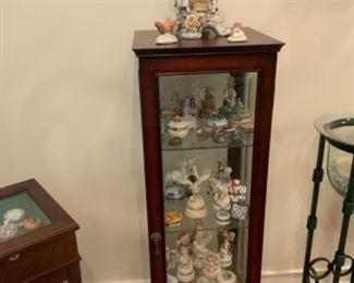 Glass Display/Curio Cabinet