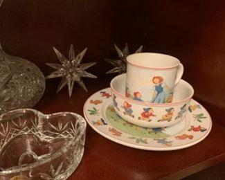 Villeroy & Boch Snow White Child's Set