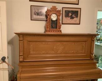 Fischer New York Piano